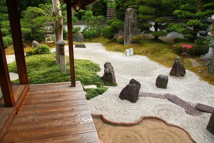 Feng Shui im Japanischen Garten