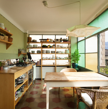 Feng Shui Küche im Detail