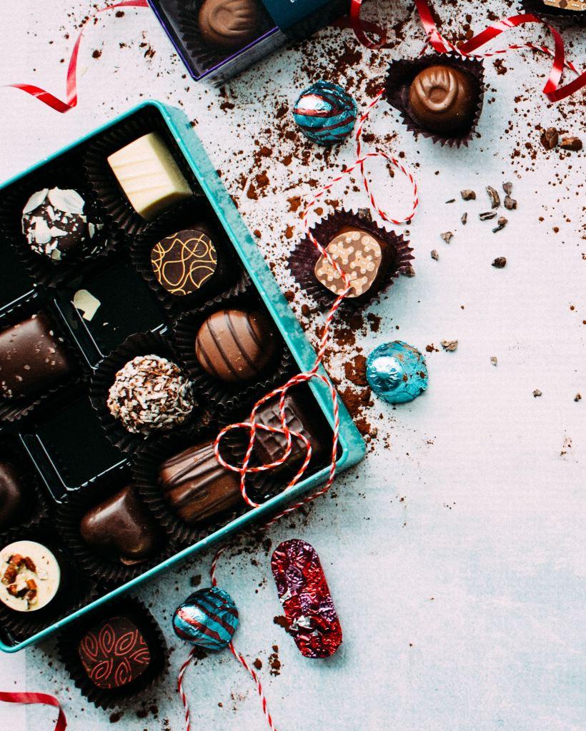 Was, wenn Leben wir Pralinen schmeckt ... hat sich auch © Jennifer Pallian gedacht