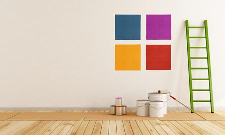 Feng Shui Farben Renovierung
