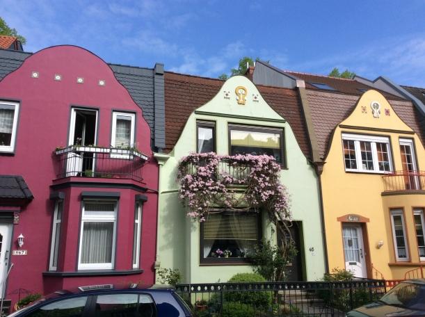 Feng Shui und die Farbe der Fassade