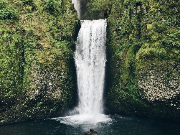 Wasserfall - Feng Shui