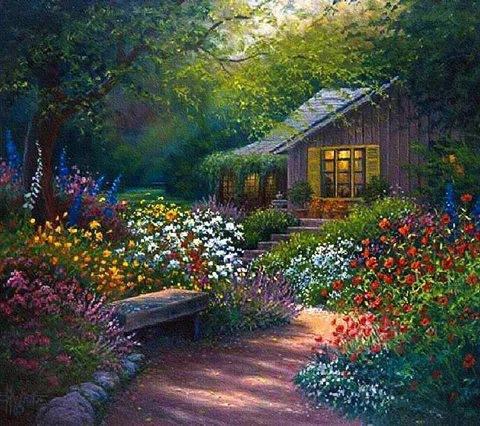 Ein Ort zum Wohlfühlen - ein Haus zum liebhaben