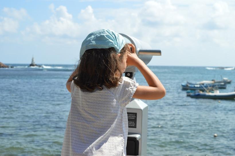 Blick in die Zukunft - Kinder sind Yang